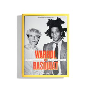 Warhol on Basquiat - Michael Dayton Hermann