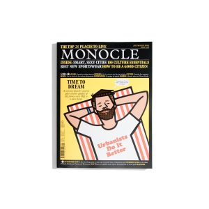 Monocle July/August 2019