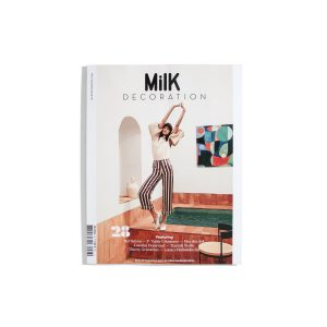 Milk Decoration June-Aug. 2019