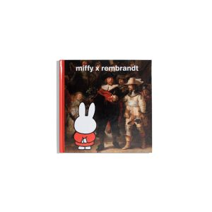 Miffy x Rembrandt -  Dick Bruna