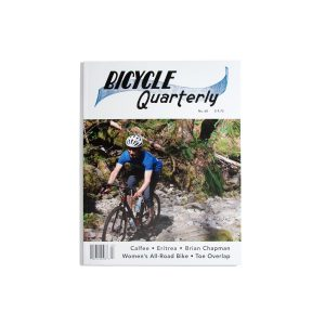 Bicycle Quarterly #68 2019 ( special price because of damaged delivery)