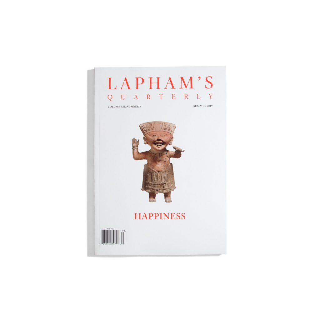 Laphams Quarterly Summer 2019 - Happiness