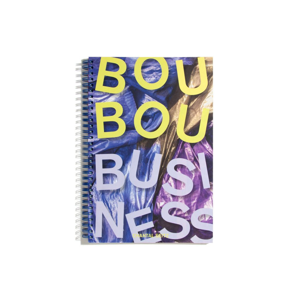 Boubou Business - Chantal Seitz