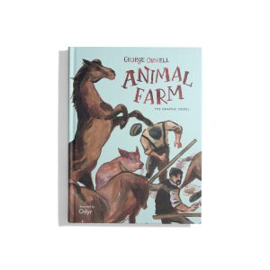 Animal Farm - George Orwell (Graphic Novel)