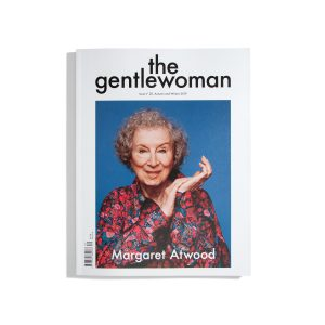 The Gentlewoman #20 A/W 2019 - Margaret Atwood