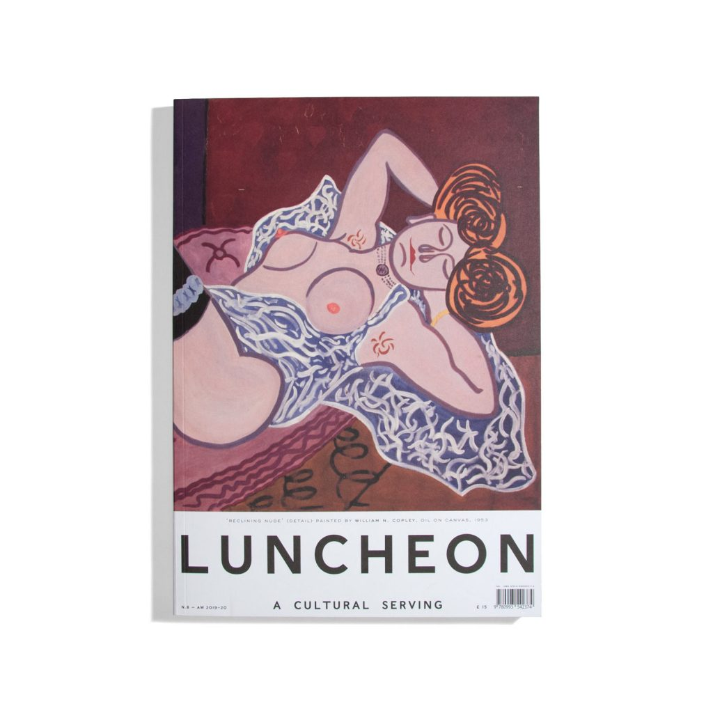 Luncheon #8 A/W 2019