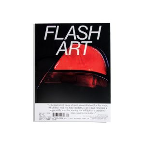 Flash Art Sept./Oct. 2019