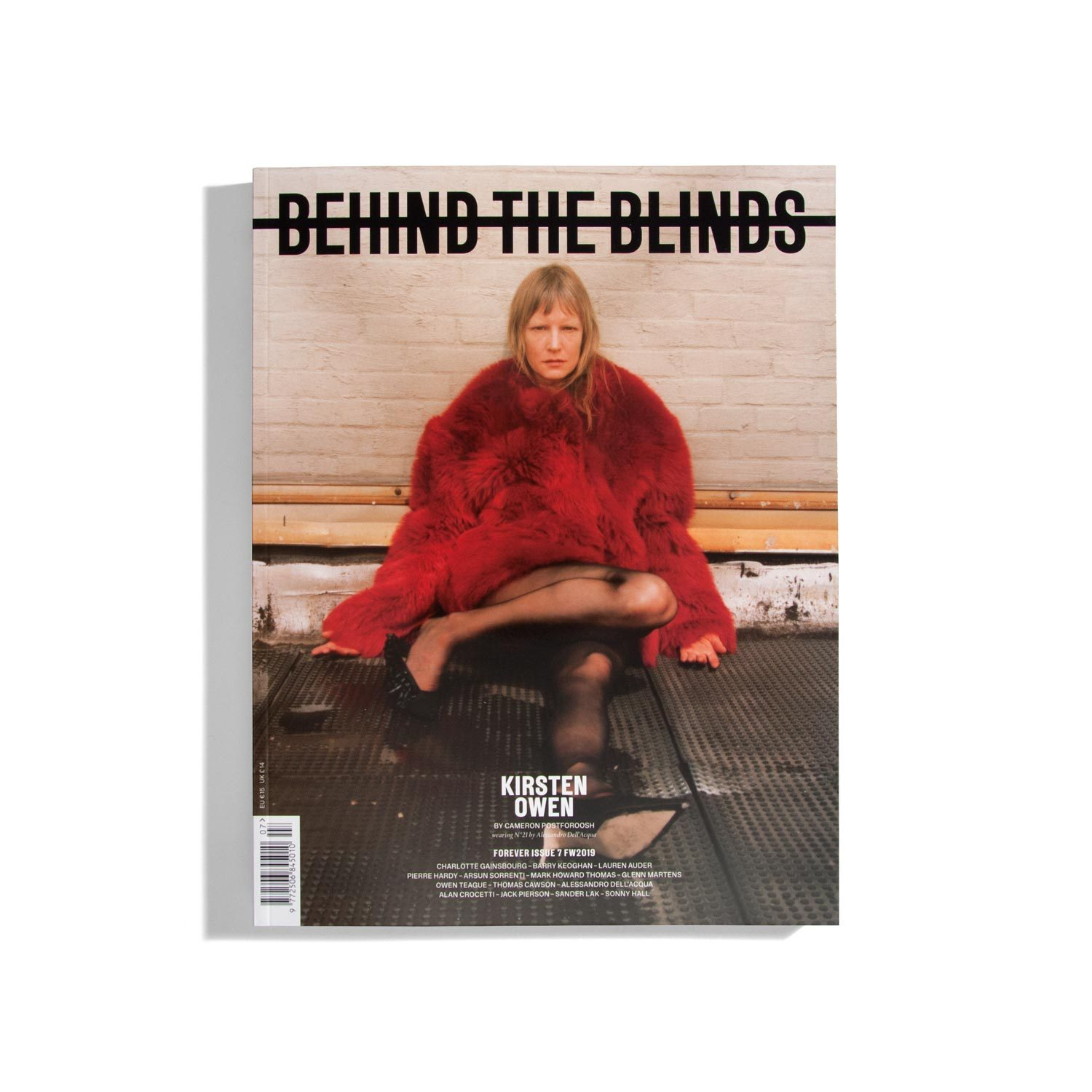 Behind The Blinds #7 2019