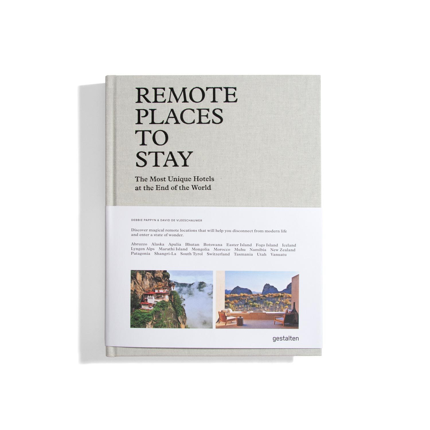 Remote Places to Stay