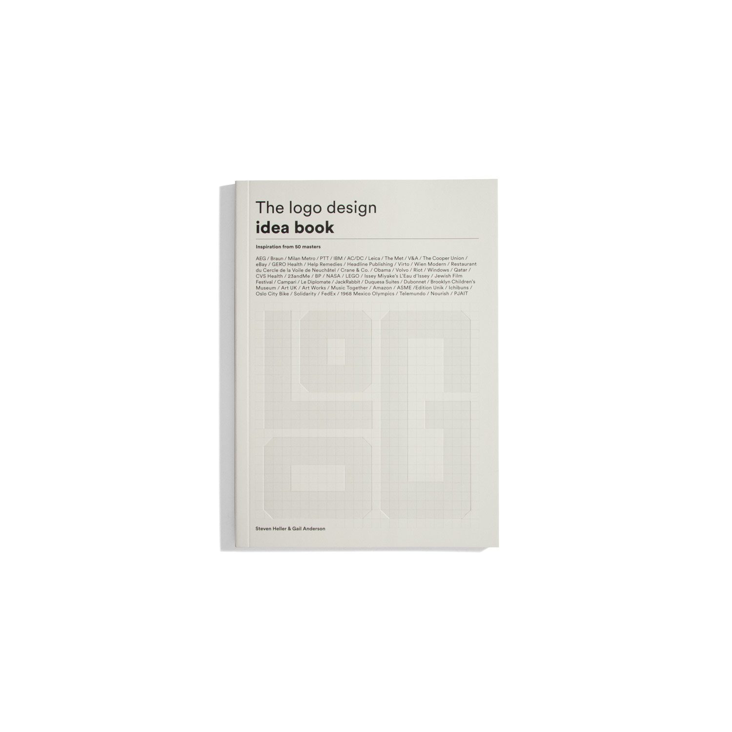 The Logo Design idea book -  Stephen Heller