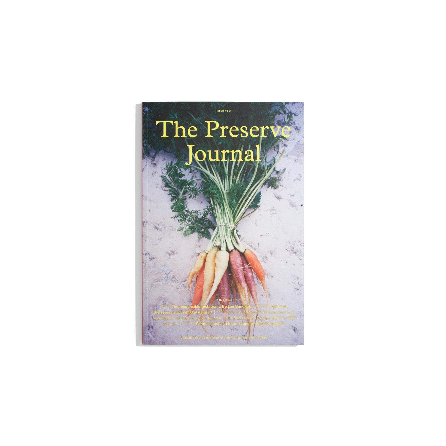 The Preserve Journal #2 2019