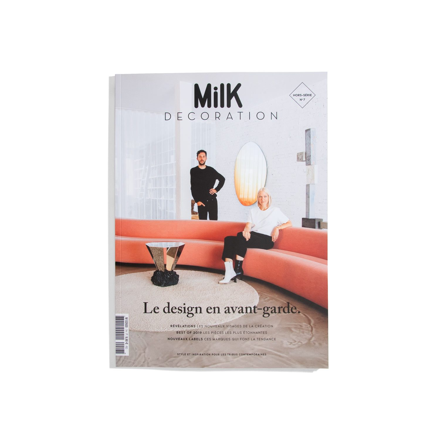 Milk Decoration Hors Série #7 2019