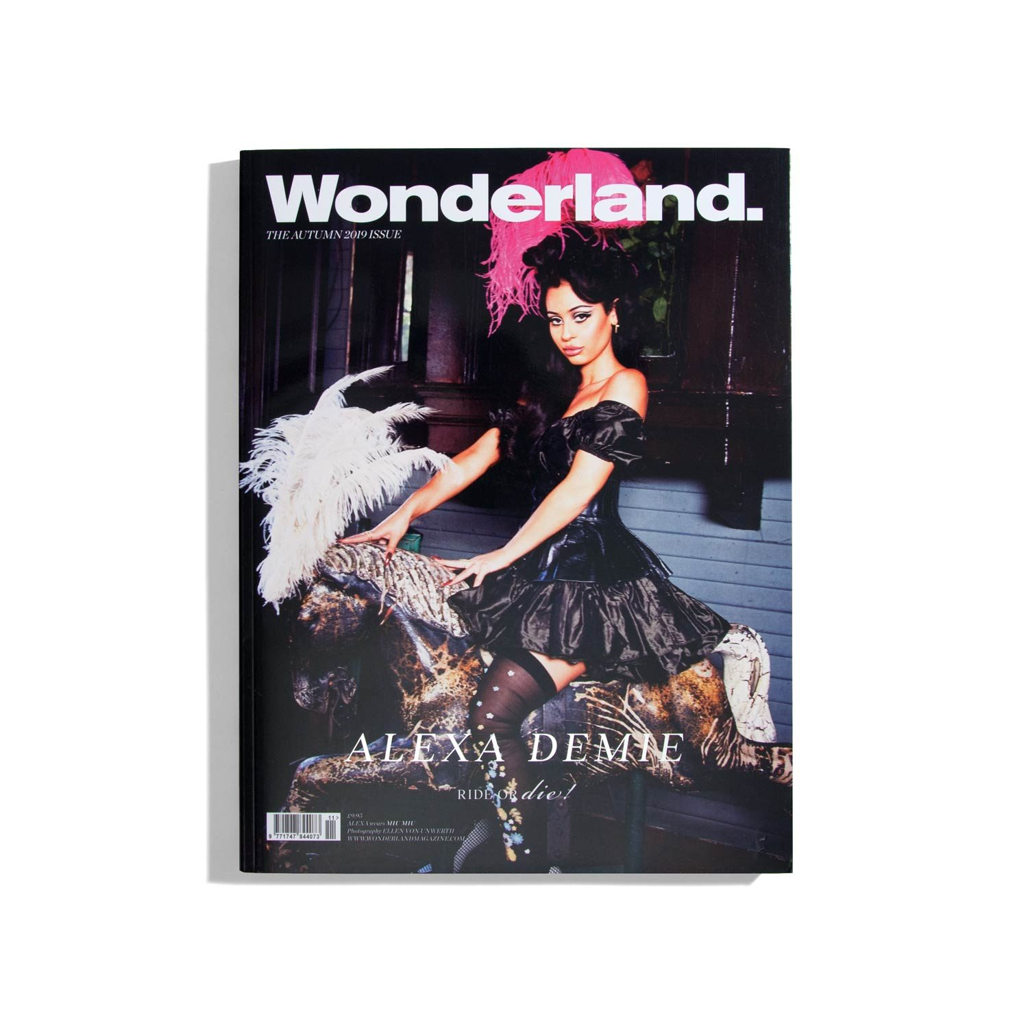 Wonderland Autumn 2019