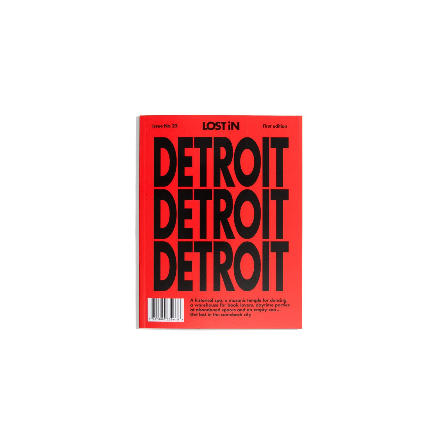 Lost in - Detroit