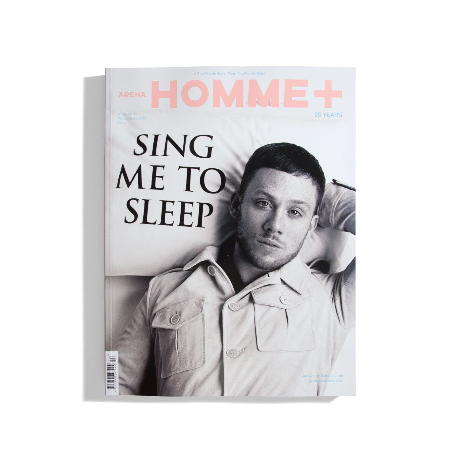Arena Homme+ #52 W/S 2019-2020