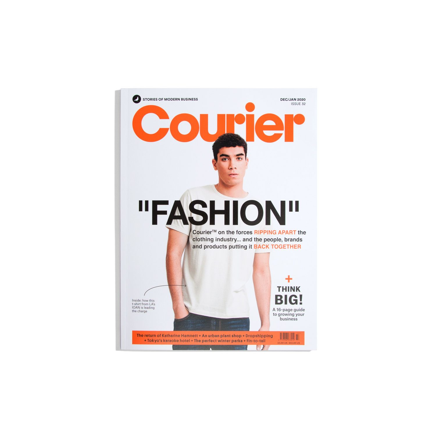 Courier Dec. -Jan. 2019/20