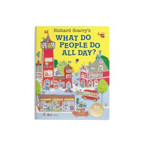 What Do People Do All Day? - Richard Scarry