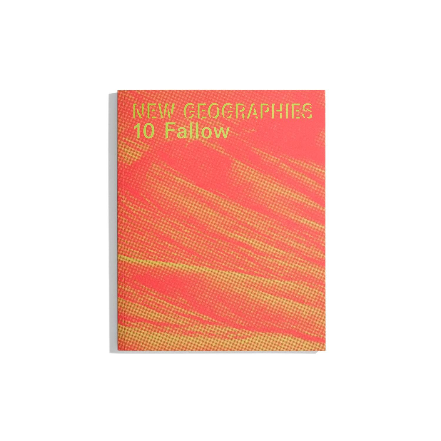 New Geographies #10 2019