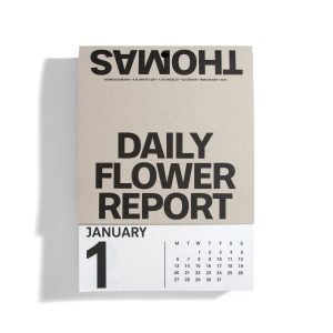 Daily Flower Report - Thomas Demand