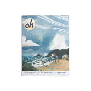 Oh - Re-Imagining Oh Comely Magazine #52 2019