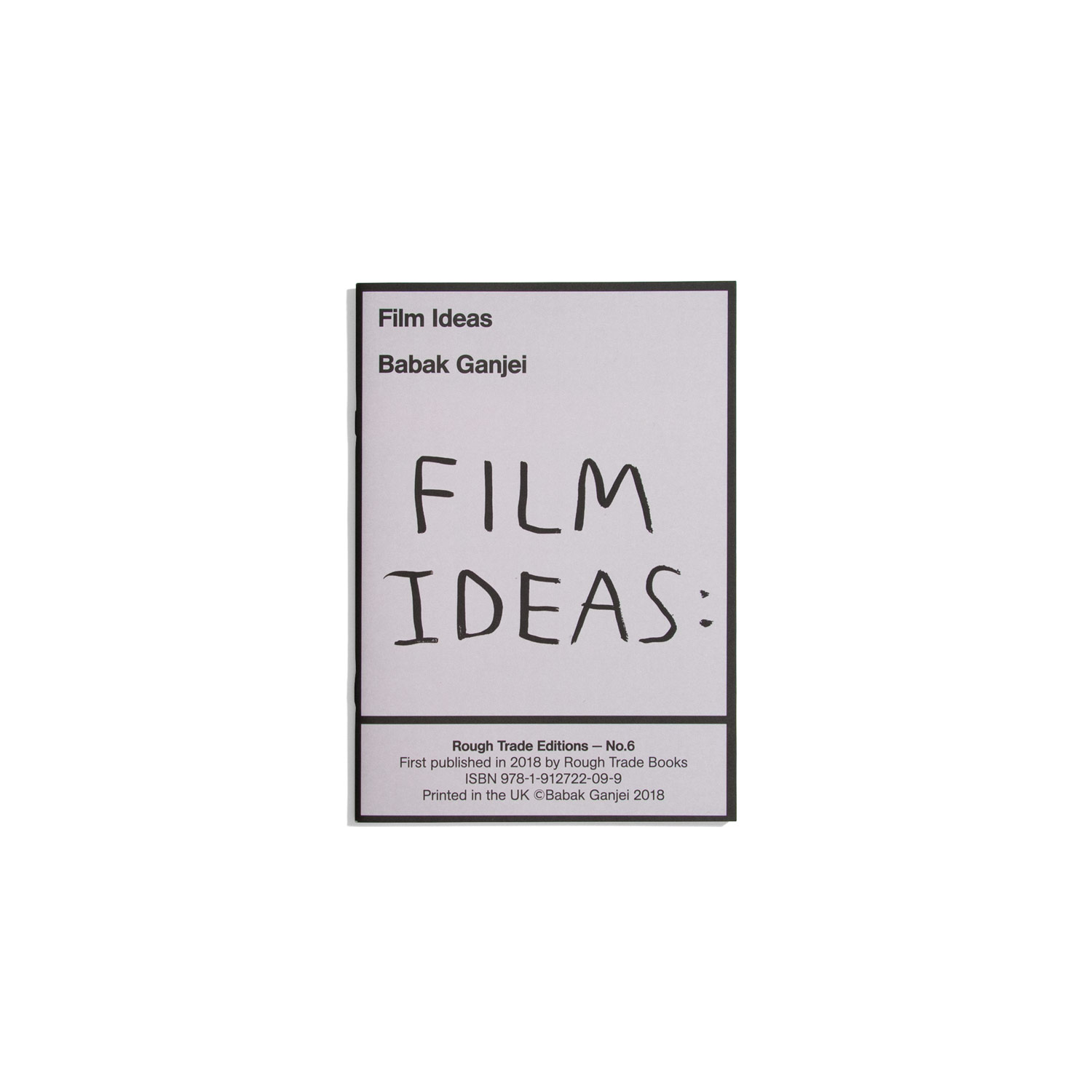 Film Ideas - Rough Trade Edition #6
