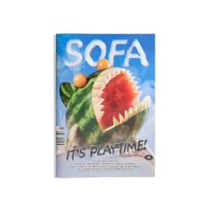 Sofa #4 2020 - It's Playtime!