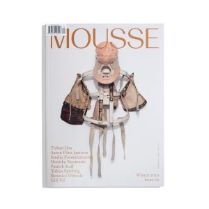 Mousse #70 Winter 2020