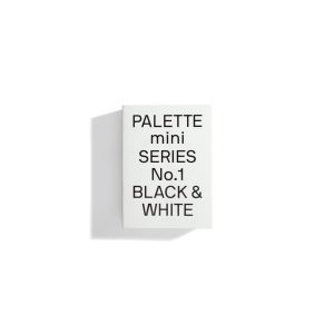 Palette mini Series #1 - Black & White