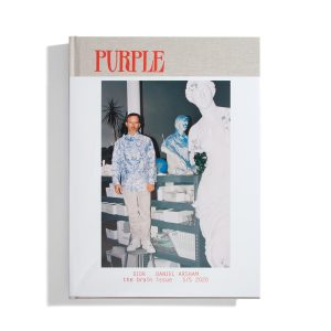 Purple Fashion #33 S/S 2020 - The Brain Issue