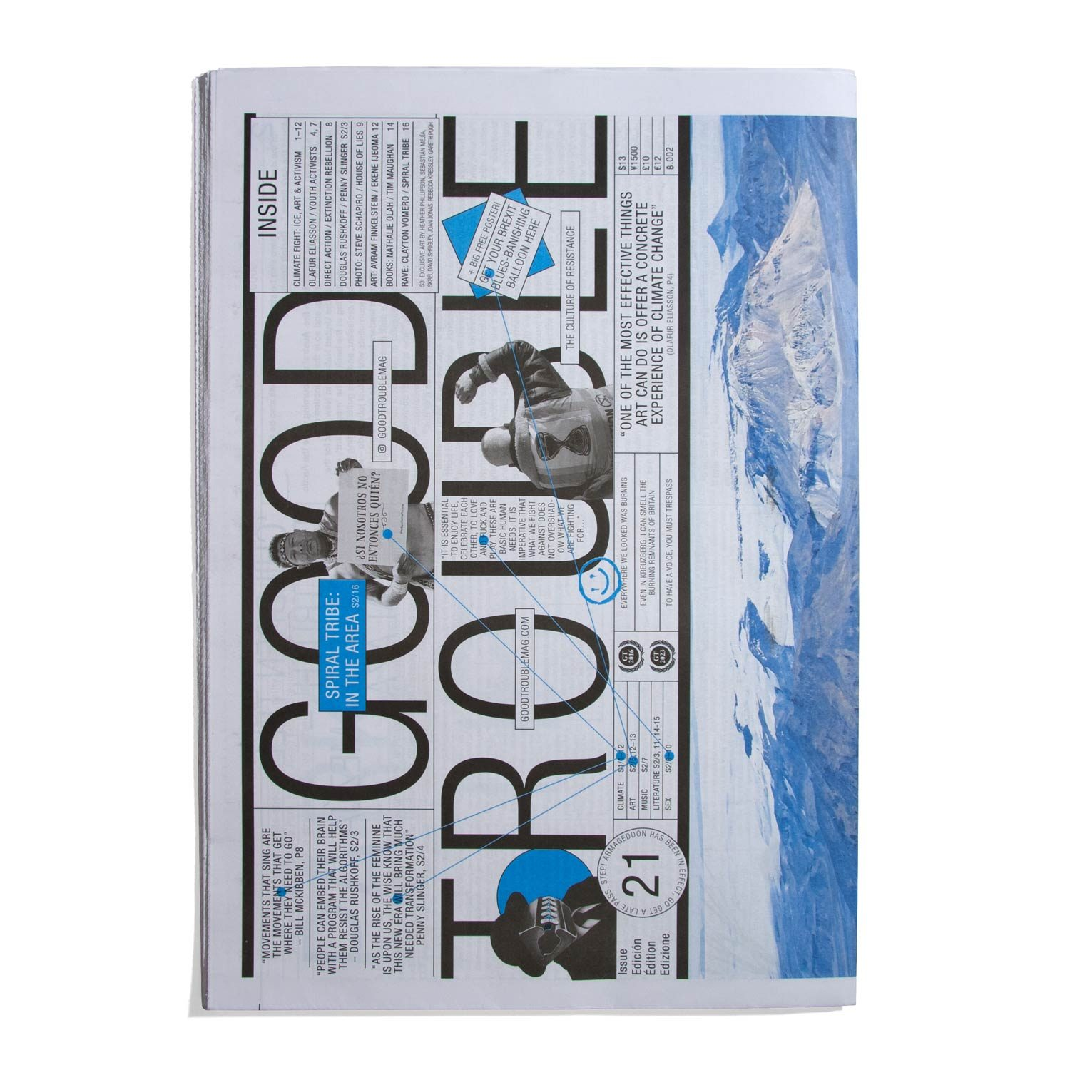 Good Trouble #3 2020 - Issue 21