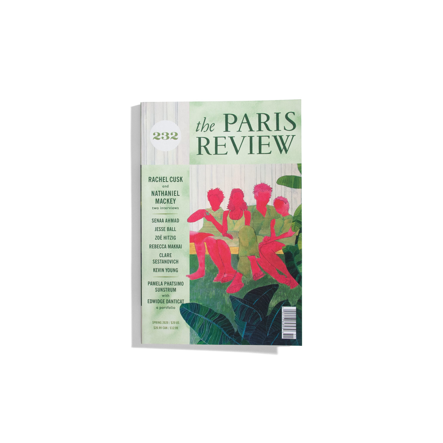 Paris Review #232 2020