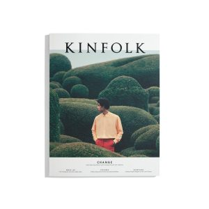 Kinfolk #35 2020 - Change