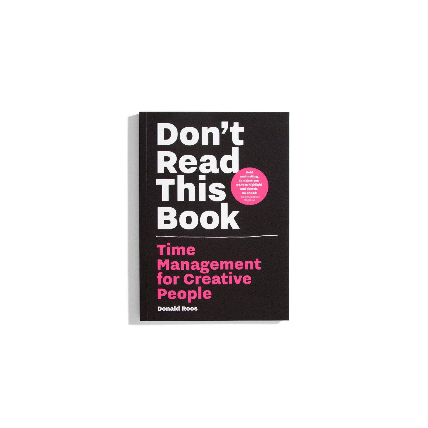 Don't read this Book - Donald Roos