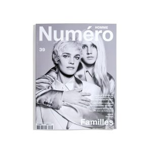 Numero Homme France #39 S/S 2020