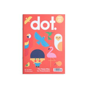 DOT Mag for Kids #18 2020