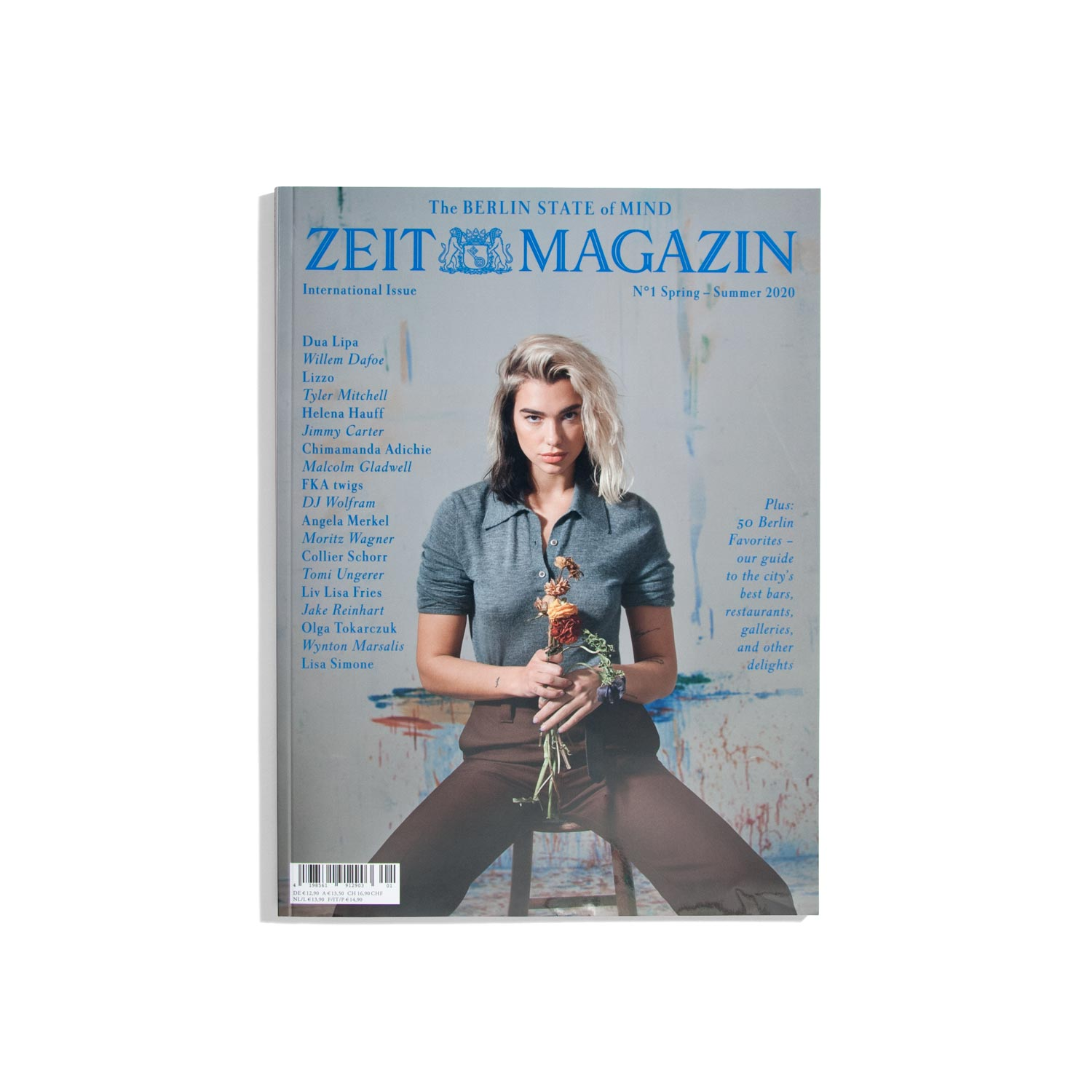 Zeit Magazin int. The Berlin State of Mind - S/S 2020