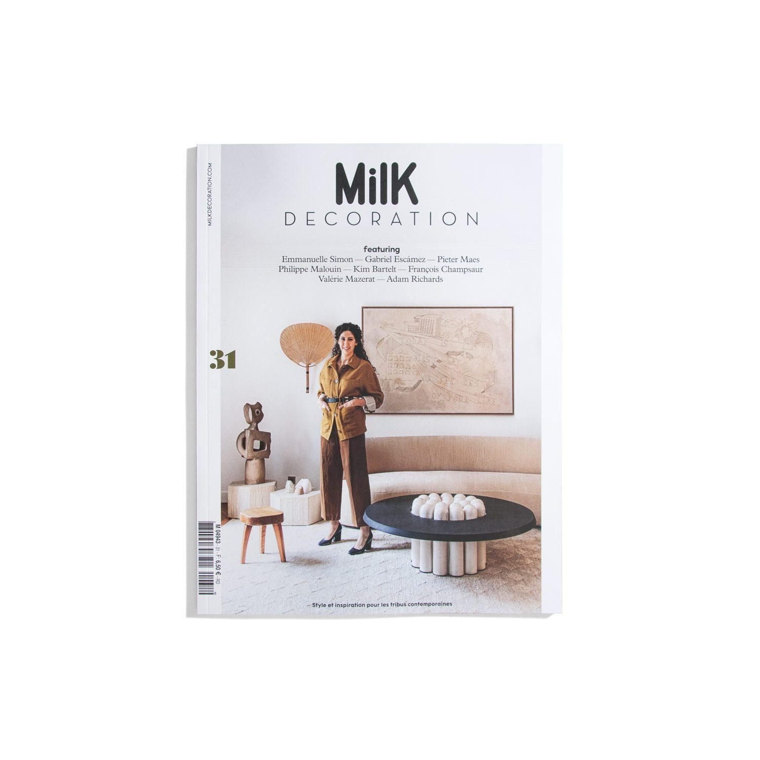 Milk Decoration March/April/May 2020