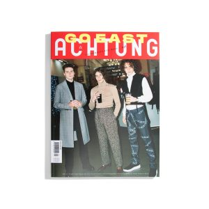 Achtung #39 S/S 2020 - Go East!
