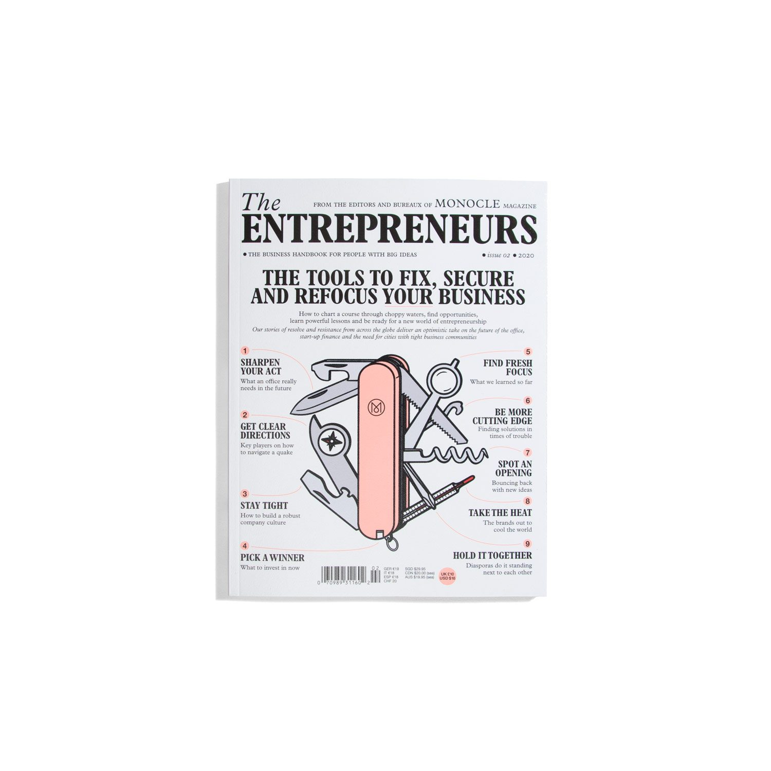 Monocle - The Entrepreneurs #2 2020