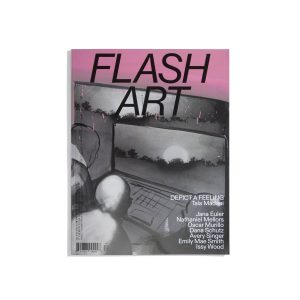 Flash Art April/May 2020
