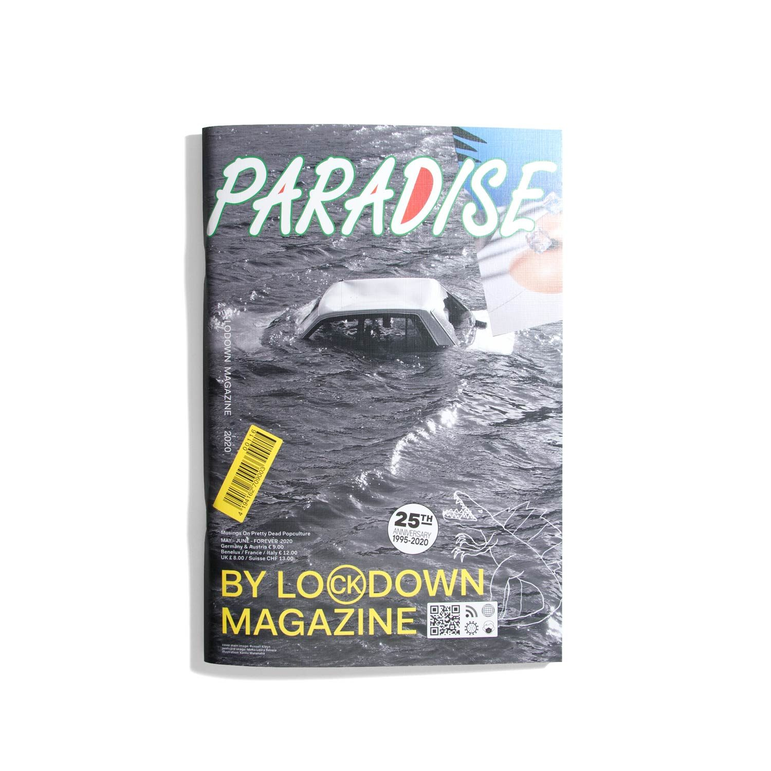 Paradise - by Lodown Magazine 2020