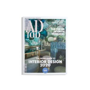 AD 100 Architectural Digest Collector #22 2020