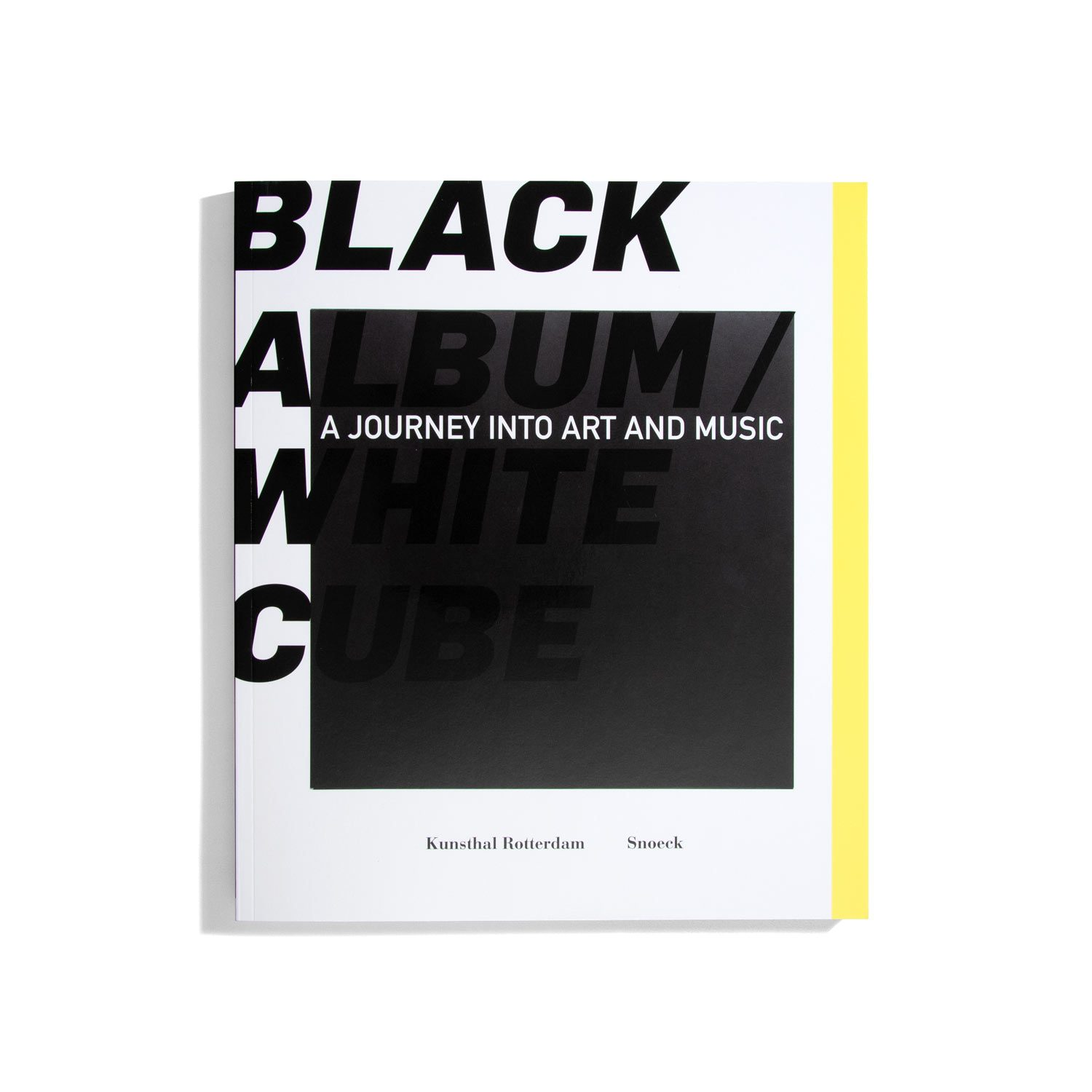 Black Album White Cube - A Journey into Art and Music