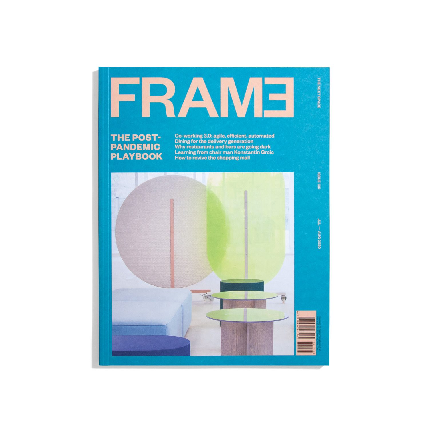 Frame #135 July/Aug. 2020