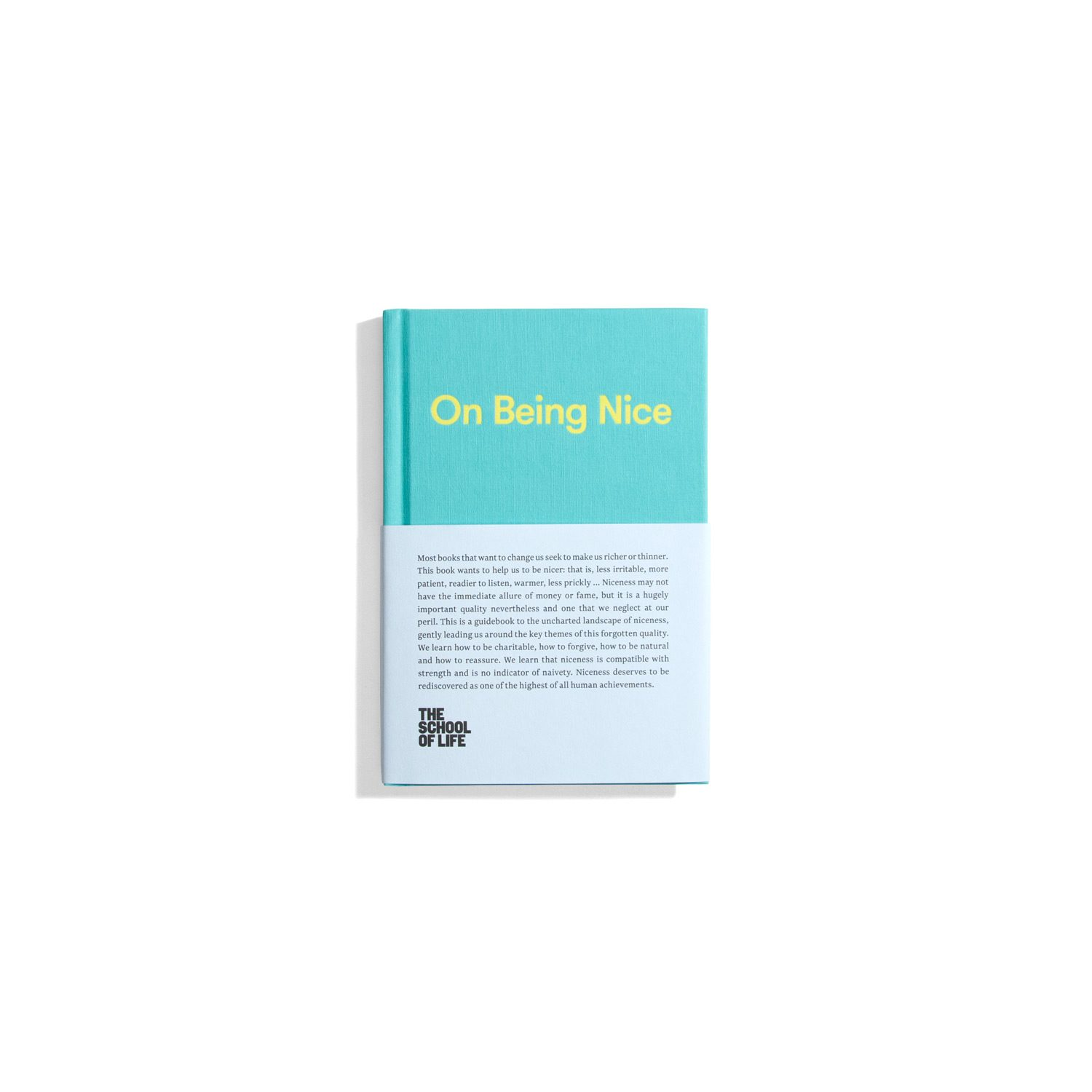 On Being Nice (The School of Life)