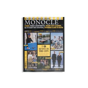 Monocle July/Aug. 2020