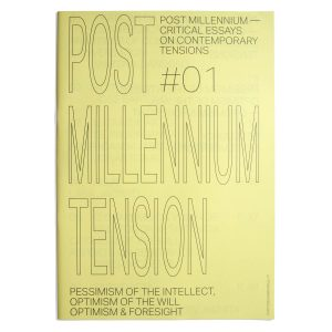 Post Millennium Tensions #01