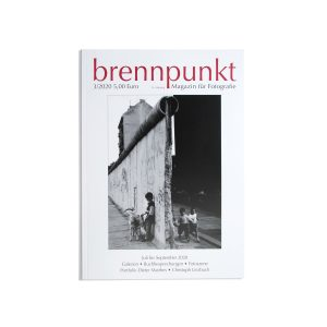 Brennpunkt July-Sept. 2020