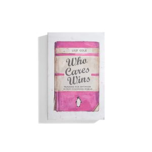 Who Cares Wins - Lily Cole