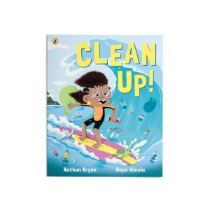 Clean Up! - Nathan Bryon